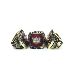 1978 Muhammad Ali Heavy Weight Boxing World Championship Ring