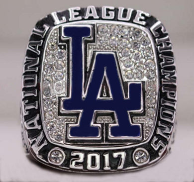 2017 Los Angeles Dodgers National League Championship Ring