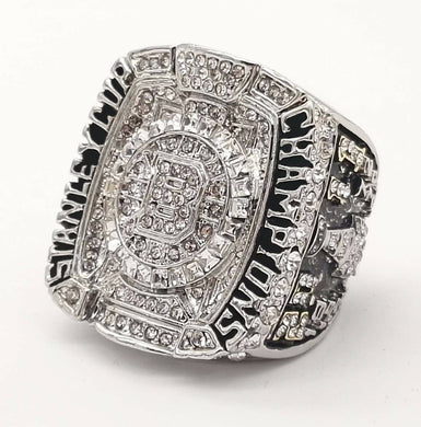 2011 NHL Boston Bruins World Championship Ring