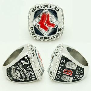 2007 Boston RED SOX World Championship Ring