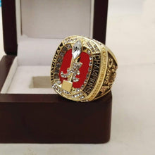 2017-2018 Alabama Crimson Tide National College Championship Ring - FAN Design