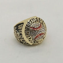 1992 Atlanta Braves National League championship Ring (Size 11)