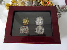 4pcs Chicago Blackhawks Stanley Cup Championship Ring Set