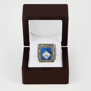 1969 New York Mets Championship Ring - Size 11