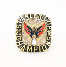 2018 Washington Capitals Championship Ring
