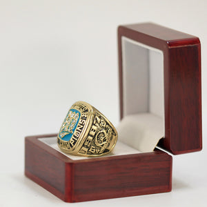 1987 MINNESOTA TWINS Championship Ring - Size 11