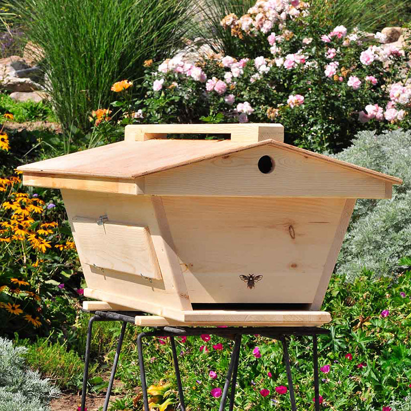 Our Top Bars are made with Precision Craftsmanship - BackYardHive : Bee Hives And Beekeeeping Supplies For Sale
