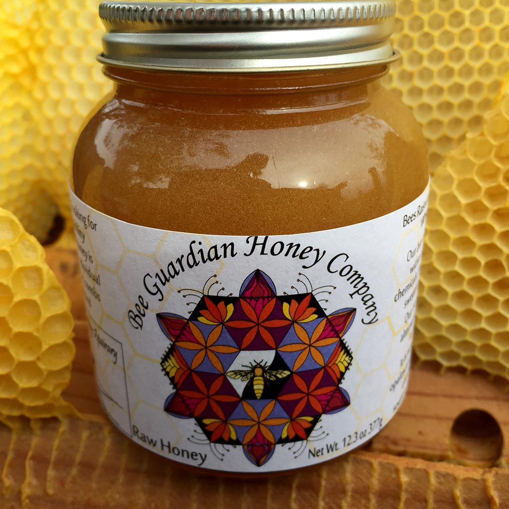 Bee Guardian Honey