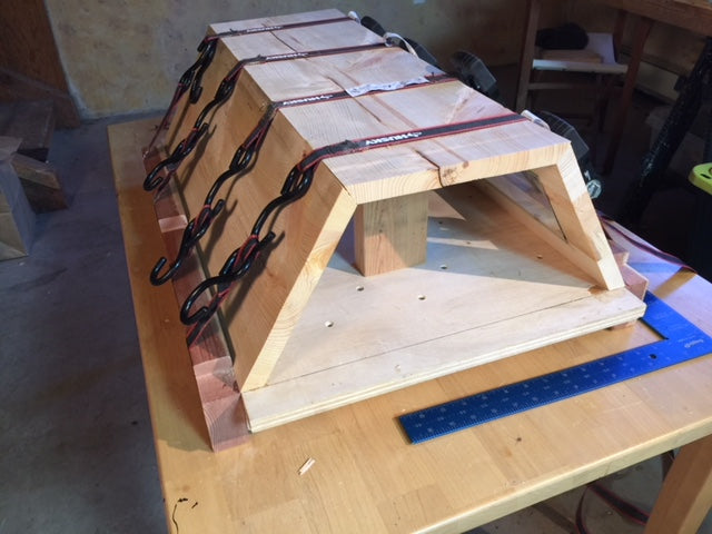 Cathedral -hive-northern-lights-Bottom-Section-1-gluing-panels
