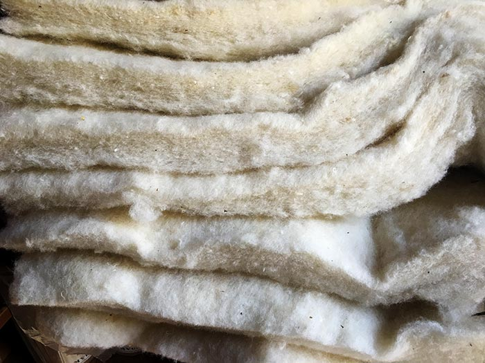 Wool Insualtion batts sustainable