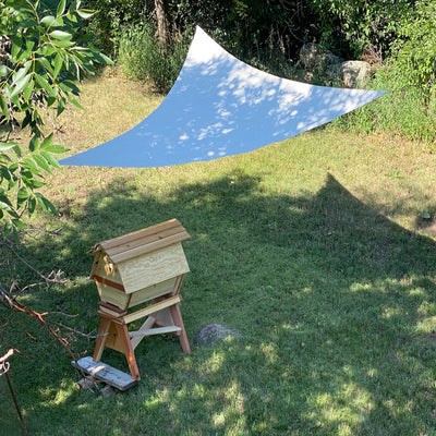 BackYardHive Beehive Sun Shade