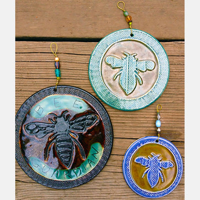 Beekeeping Gift Bee Plaques ceramic