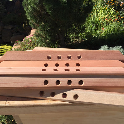 ventilated passage top bars hive