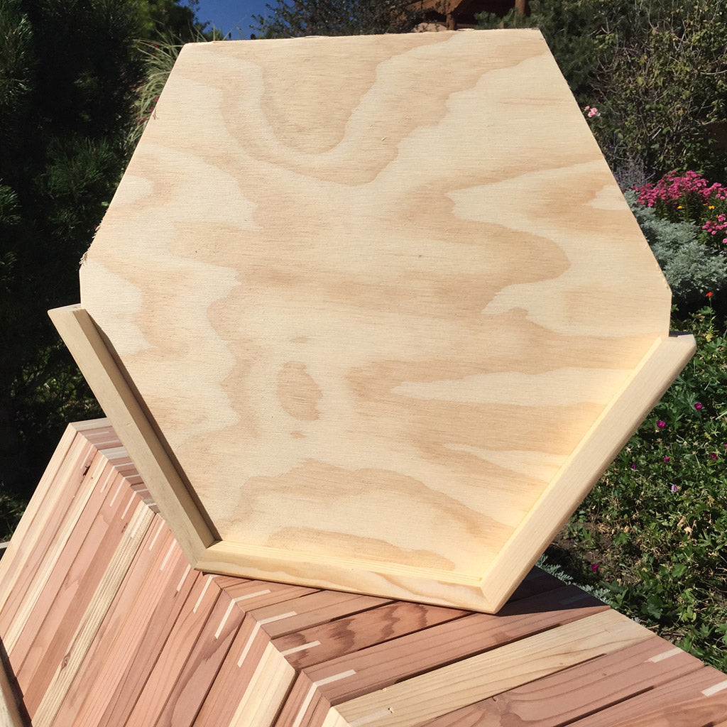 Extra - Cathedral Hive® Wooden Falseback