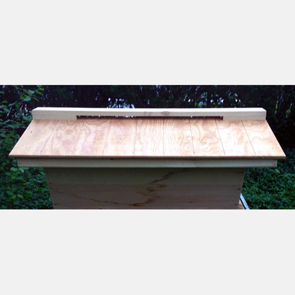 Ventilated Roof - Original BackYardHive