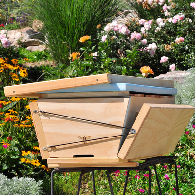 BackYardHive Original Top Bar Hive insulation panels