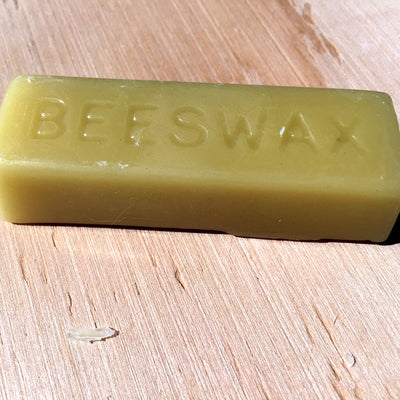 Beeswax Bars - Natural