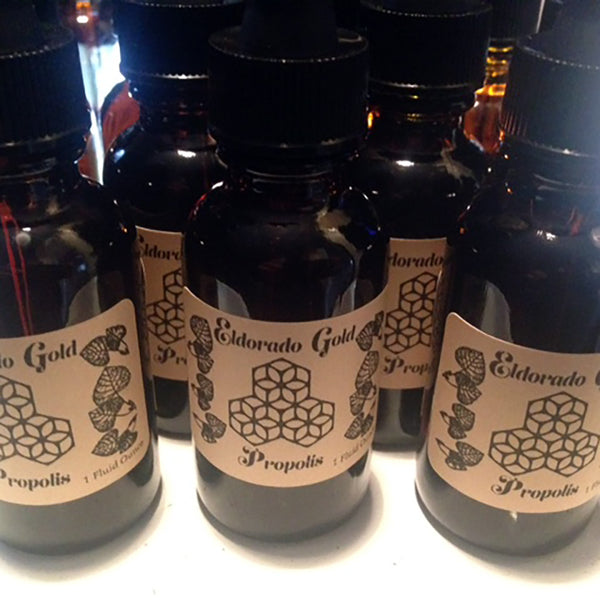 Propolis Tincture - Organic Pure Herbal Extract
