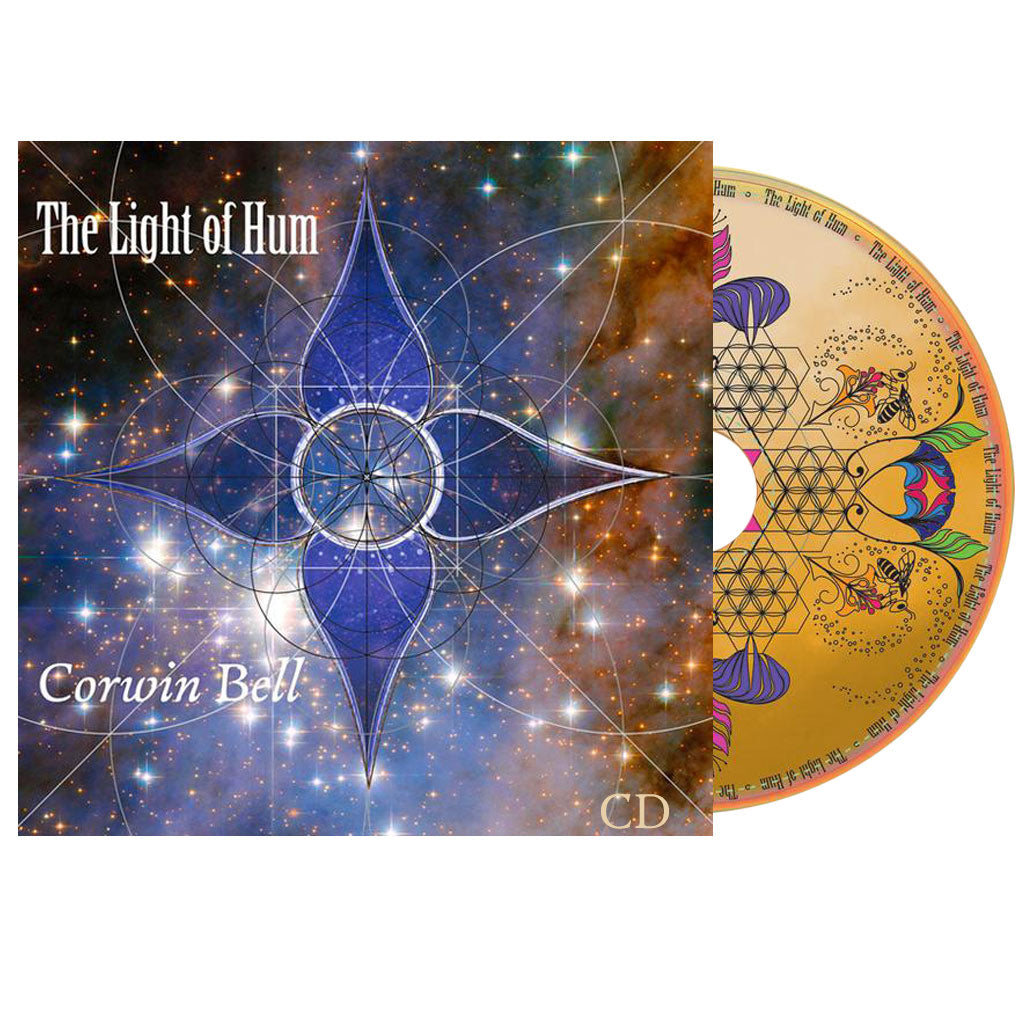 The Light of Hum CD - Voice of the Honeybees