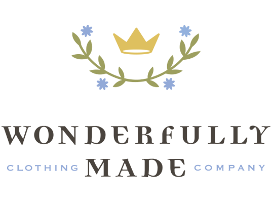 Wonderfully Made Clothing Company Logo