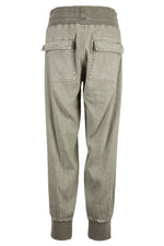 Drawcord Pull-On Jogger
