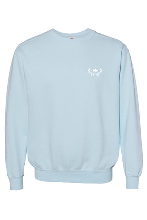 Wonderfully Made Comfort Colors Chambray Sweatshirt