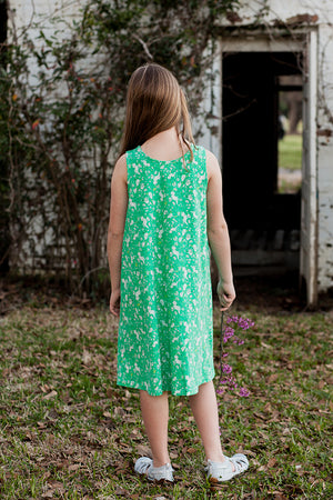 Girls Blossom Drift Sophie Dress