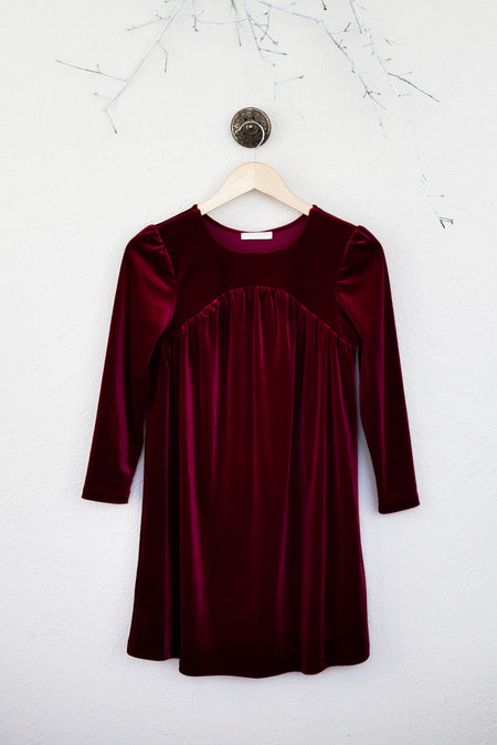 Our Curated Collection of Brands We Love: Ruffle Sweatshirt Dress