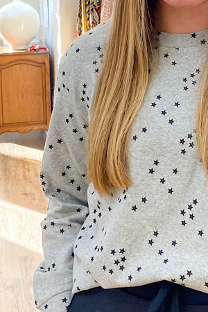 Tiny Star Sweatshirt