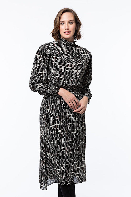Tyler Boe Multi Midi Kelly Dress