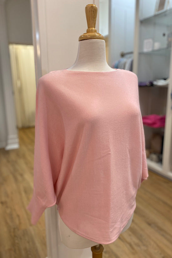Blush Kerisma Lightweight Sweater