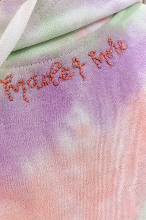 Pastel Made for More Tie Dye Sweatshirt