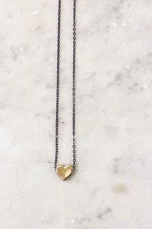 Heart Necklace for Tweens