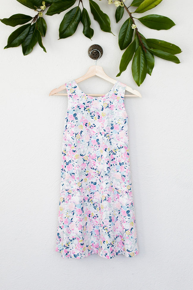 Girls Plus Floral Sophie Dress
