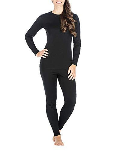 Thermal Underwear for Women, Ultra Soft Long Johns Womens Set - Emprella