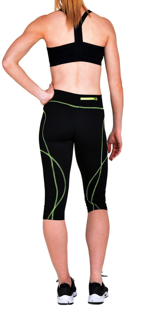 Neon Styled Leggings - Emprella