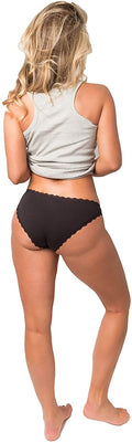 Emprella Womens Underwear Bikini Lace Panties - 10 Pack Colors and Patterns May Vary