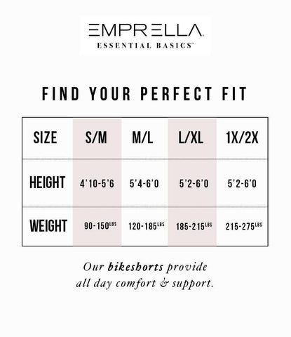 Ever Essential Bikeshort - Emprella