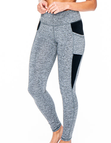 Activewear Sport Leggings with Pockets