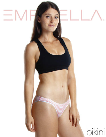 Image of Breathing Bikini Brief - Emprella