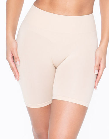 Hi-Waisted Long Leg Tummy Control Shaper