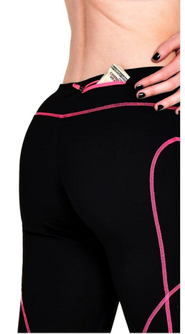 Image of Neon Styled Leggings - Emprella