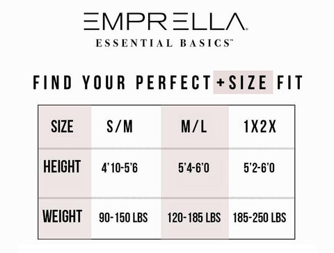 Fleece Lined Leggings - Emprella