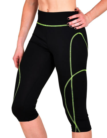 Image of Neon Styled Leggings