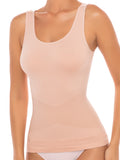 Women's Comfy Smoothing Seamless Shaping Tank Top Shapewear
