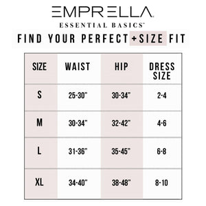 Smooth Shapewear Seamless Bodysuit Brief Cut - Emprella