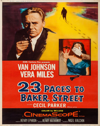 23 Paces to Baker Street(1956) #1168