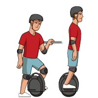 You Can Ride an Electric Unicycle