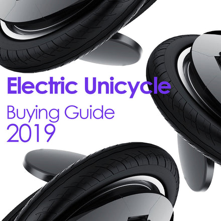 Electric Unicycle Buying Guide 2019: Which Wheel Is Right For You?