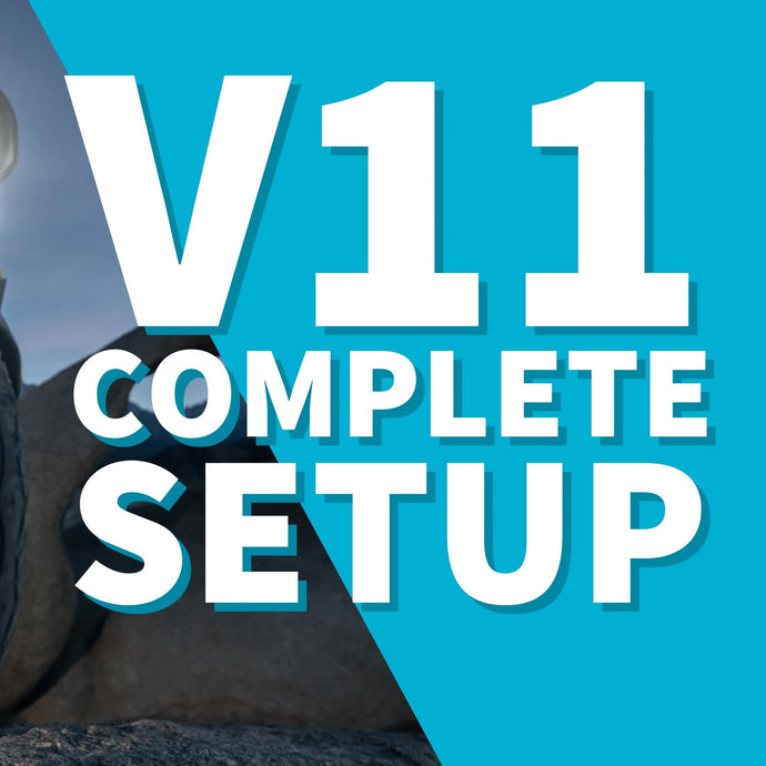 Video: InMotion V11 Setup Guide